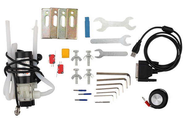 6090 CNC Router Packing list