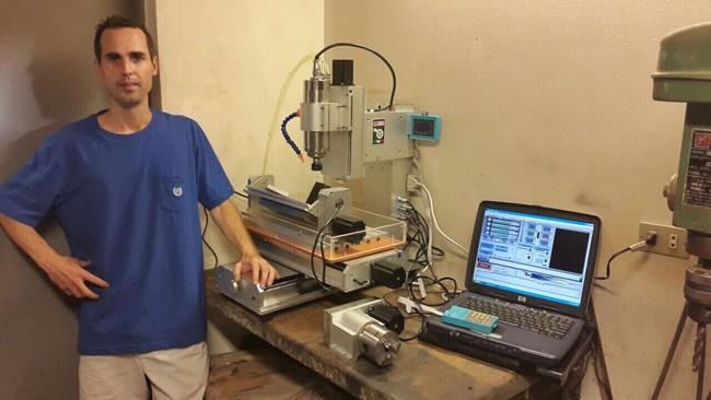 4 Tips On Using Chinacnczone Hobby Mini 5 Axis Cnc Router