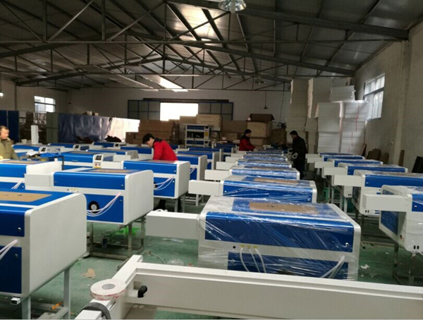 acrylic laser cutter factory