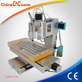 HY-3040 3 Axis Desktop PCB CNC Router Drilling Machine