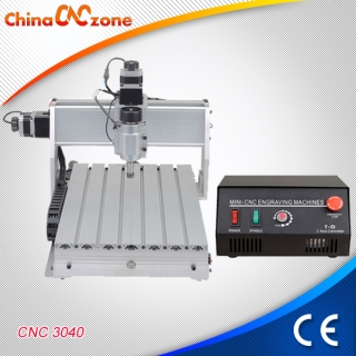 Small 3040 CNC Router/ CNC 3040Z-DQ 3 Axis for Sale