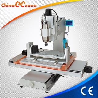 Chinacnczone Hy 6040 Small Desktop Diy 5 Axis Cnc Machine For Milling Engraving Wood Br Acrylic