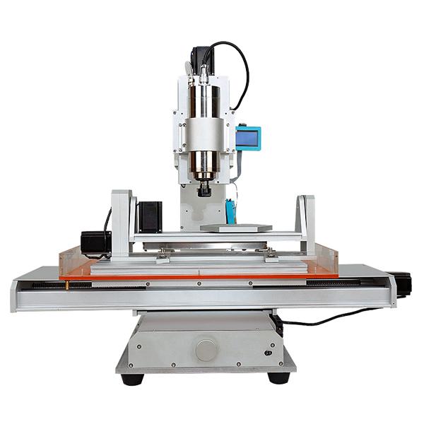ChinaCNCzone HY-6040 Small Desktop DIY 5 Axis CNC Machine