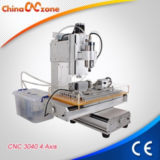 china hy 3040 4 achsen bausatz cnc fr se selber bauen mach3. Black Bedroom Furniture Sets. Home Design Ideas