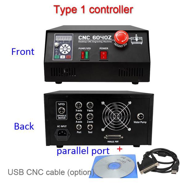 USB controller box