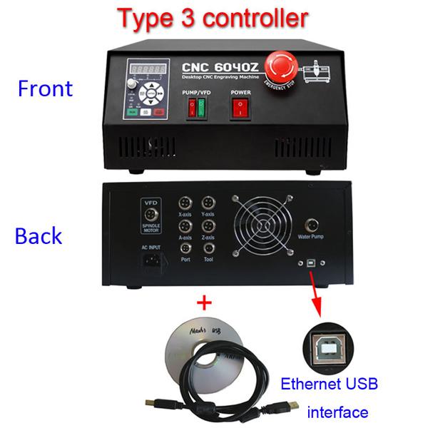Mach3 USB controller Box